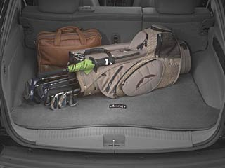 2009 Jeep Commander Cargo Area Mat, Carpeted