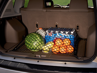 2008 Jeep Compass Cargo Nets