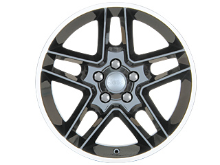 2008 Jeep Compass Aluminum Wheel - F 82210160
