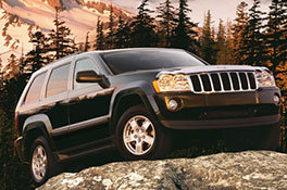 2008 Jeep Grand Cherokee Body Kits