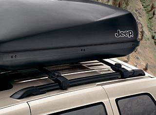 2005 Jeep Grand Cherokee Roof Rack Cross Rails 82209222