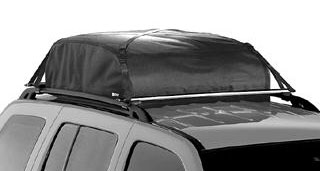 2009 Jeep Grand Cherokee Soft Side Roof Cargo Carrier 82207198