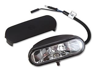 2009 Jeep Commander Off-Road Lights