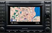 2007 Jeep Commander REC AM/FM w/6-Disc CD/MP3 Player and DVD Navigation