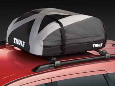 2013 Jeep Grand Cherokee Soft Side - Thule Roof Cargo Carrier TCTAH867