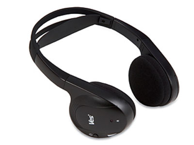 2010 Jeep Grand Cherokee Headphones