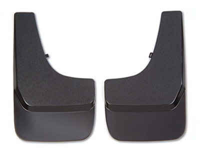 2012 Jeep Compass Black Flat Molded Splash Guards without L 82203706AB