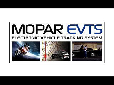 2013 Jeep Compass Electronic Vehicle Tracking System
