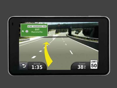2012 Jeep Grand Cherokee Navigation System