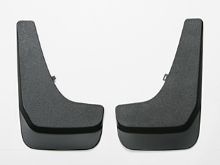 2009 Jeep Compass Flat Molded Splash Guards