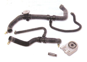 2010 Jeep Compass Transmission Coolers and Engine Cooling