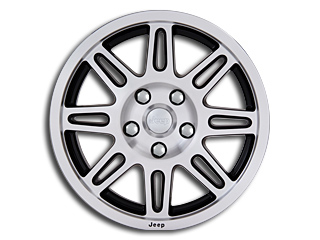 2010 Jeep Grand Cherokee Aluminum Wheel - B 82210861